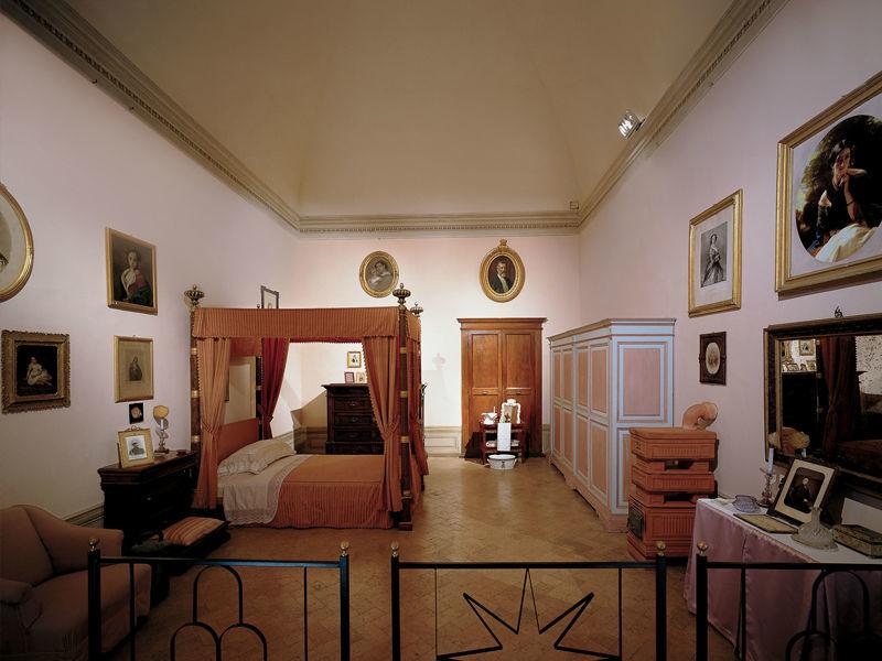 Palazzo Chigi in Ariccia - Camera Rosa