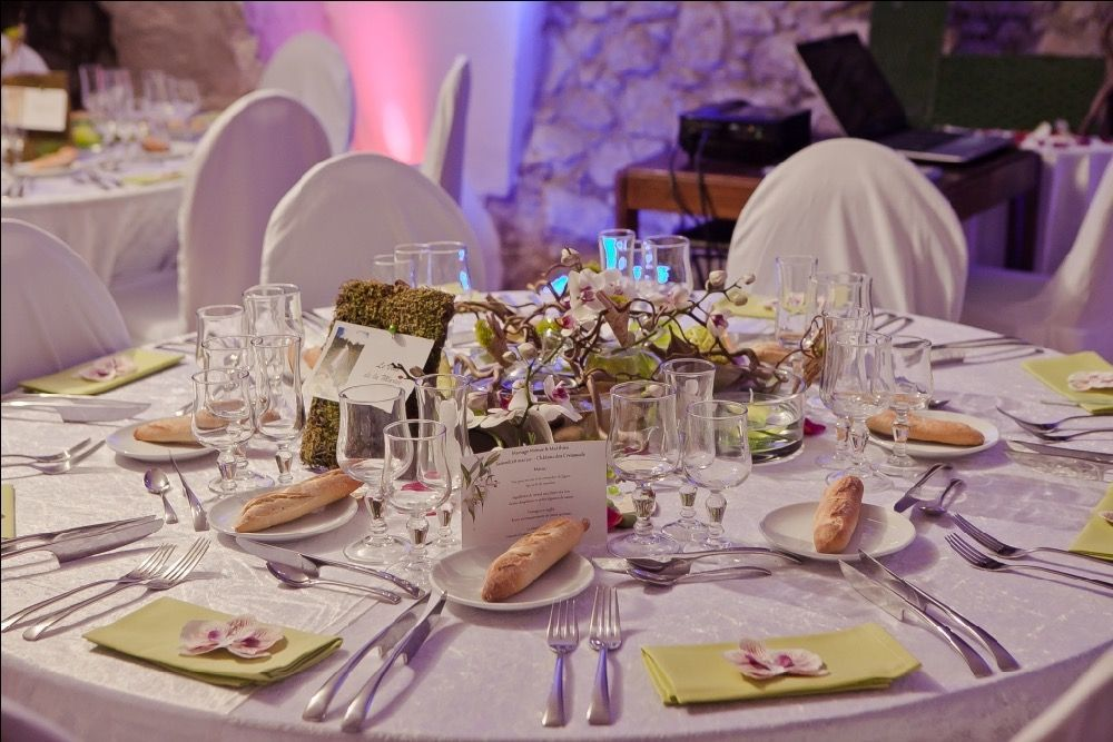 One Day Event décoration mariage