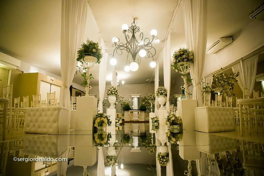 Cenarium Hall. Foto: Sergio Ronaldo