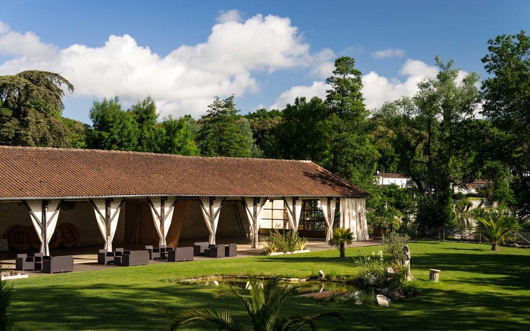 Salle de mariage - Hôtel Quai des Pontis à Cognac