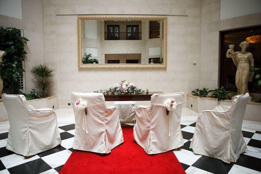 Standesamtliche Trauung in Berlin, Foto: Thomas Weinhold, Hochzeitslicht für Engel 07