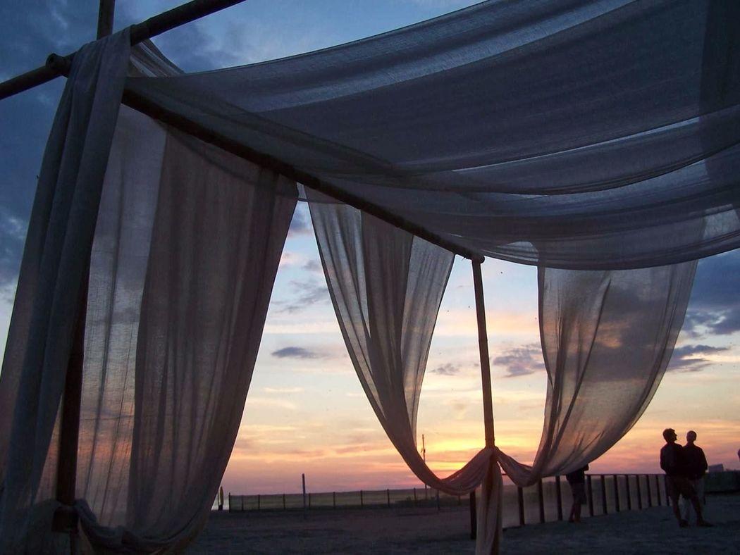 Matrimonio in spiaggia. Fregene