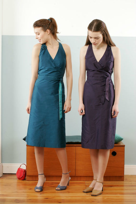 Beispiel: Persönlich gefertigte Kleider, Foto: nymphenfieber.
