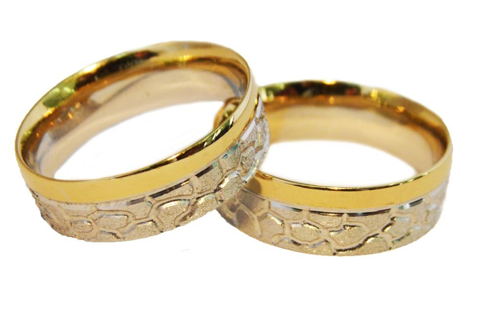 Alianças Casamento Bicolores ALBIC145