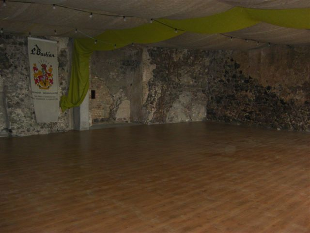 Beispiel: Festsaal, Foto: Schloss Burkheim.