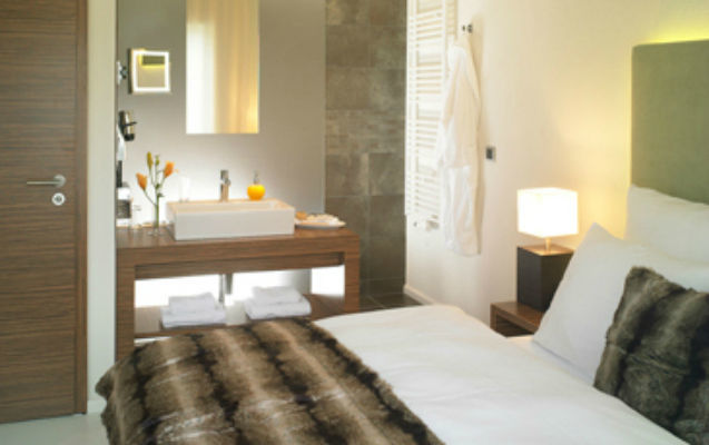 Beispiel: Zimmer, Foto: Domicil LEIDINGER.