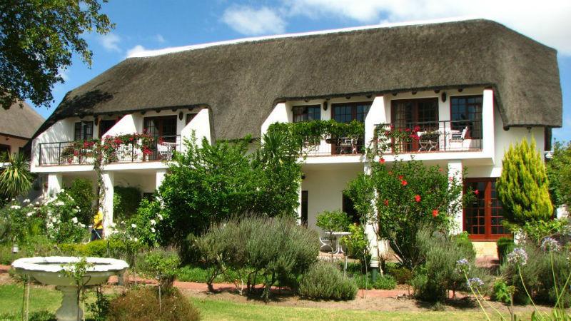 Beispiel: Hotel der Garden Route, Foto: Madiba.de.
