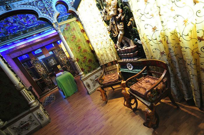 CEntro Spa cabinas exótica del Hotel Convento I