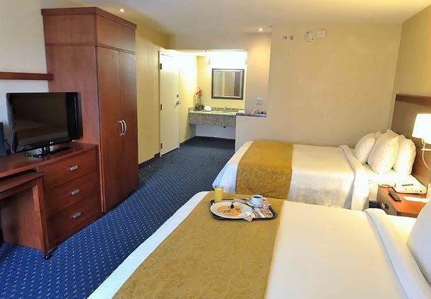 hotel marriot monterrey: