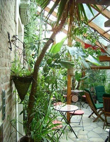 Beispiel: Gemütlicher Wintergarten, Foto: Das Haus der Ideen.