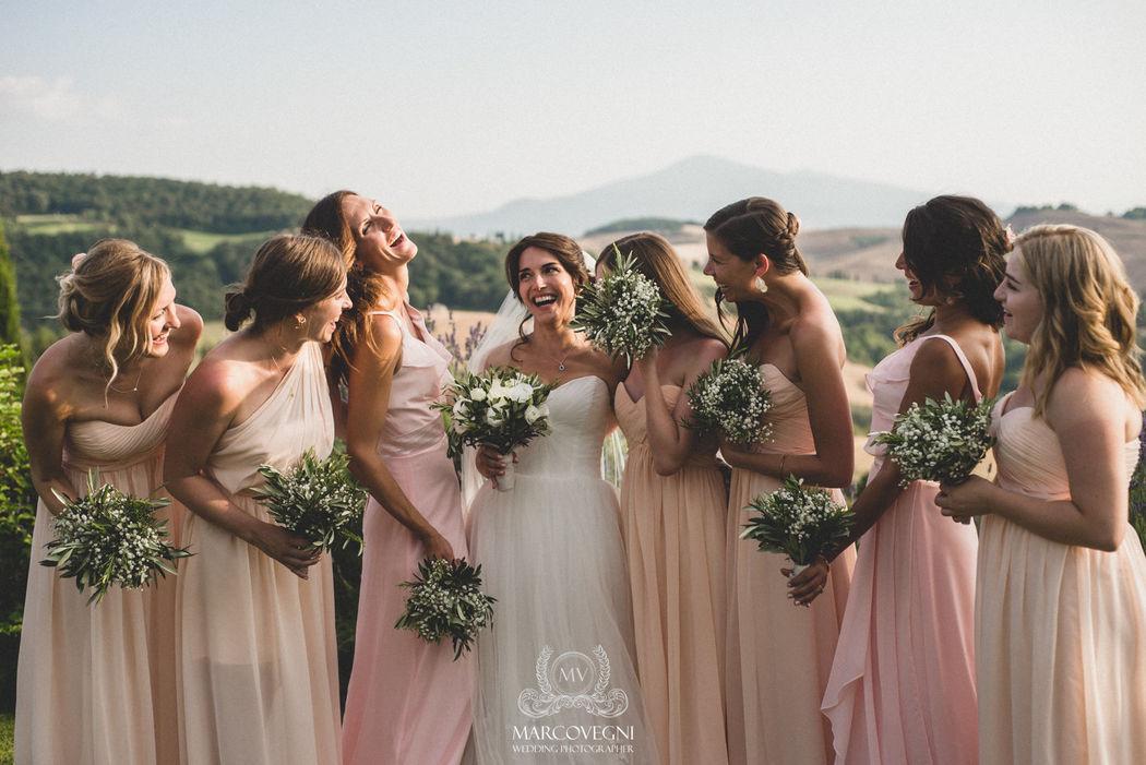 Wedding in Pienza | Jess and Bob