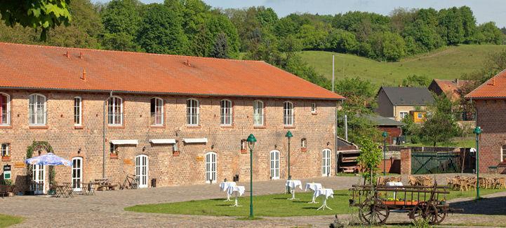 Beispiel: Landhof, Foto: Landhof Liepe.