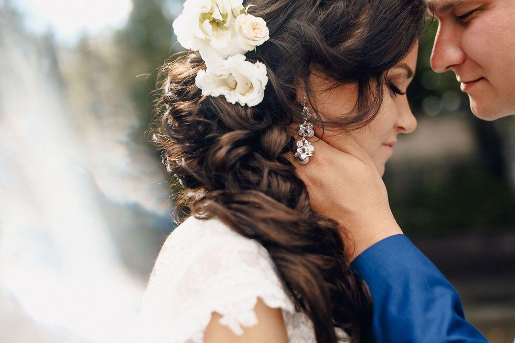 Прическа и макияж: я Фотограф: Анна Нагайцева