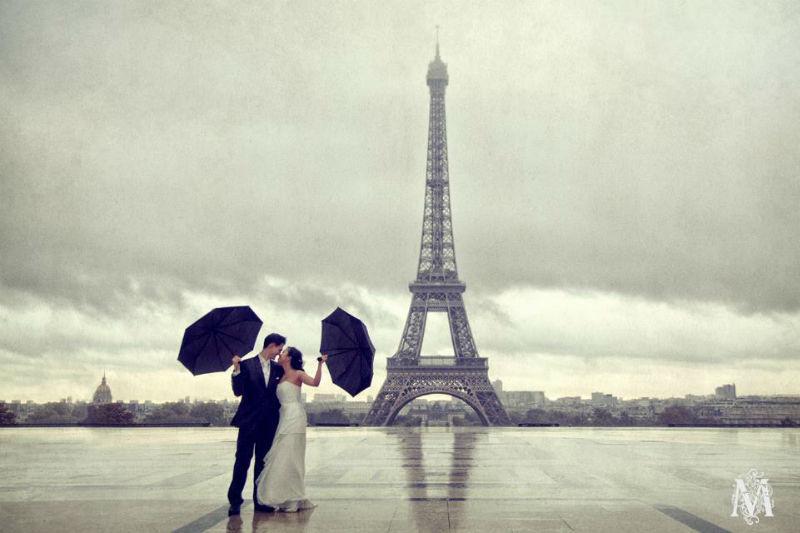 Beispiel: Kreative Hochzeitsfotografie, Foto: Matthias Richter Photography.