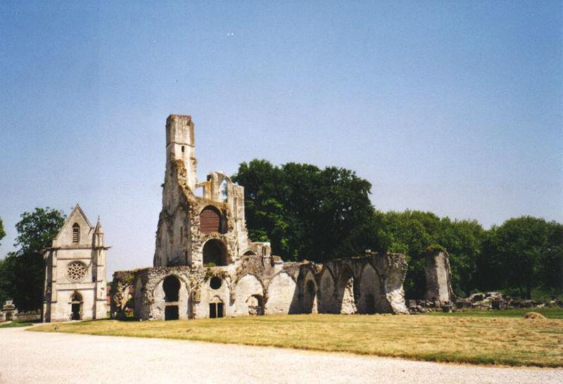 Abbaye de Chaalis