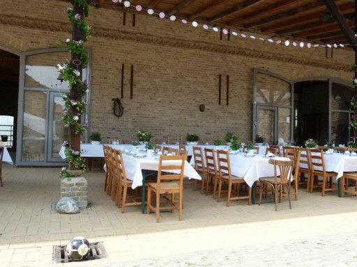Beispiel: Geheimtipp für Ihre Hochzeitsfeier, Foto: Storchenhof Paretz.