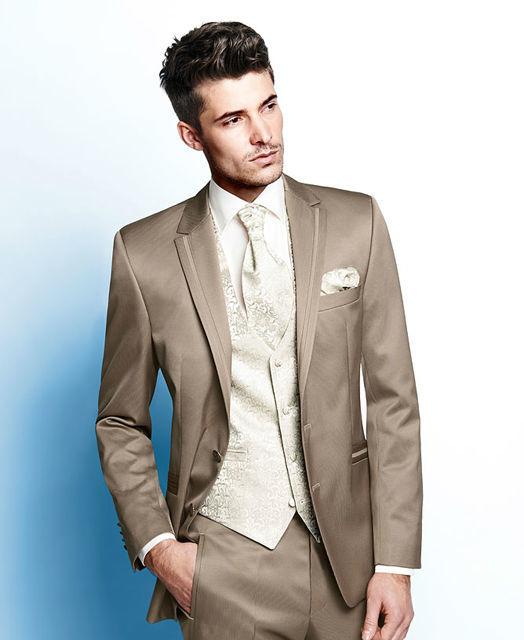Beispiel: Wählen Sie Ihren Anzug nach Ihrem Geschmack, Foto: Mentel exklusiv.