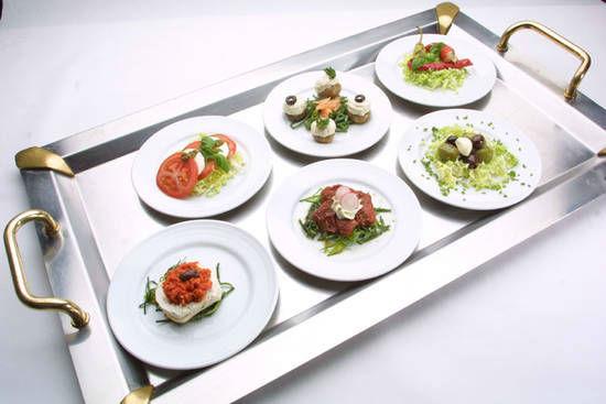 Beispiel: Umfassende Menüs, Foto: Dwenger Catering & Events.