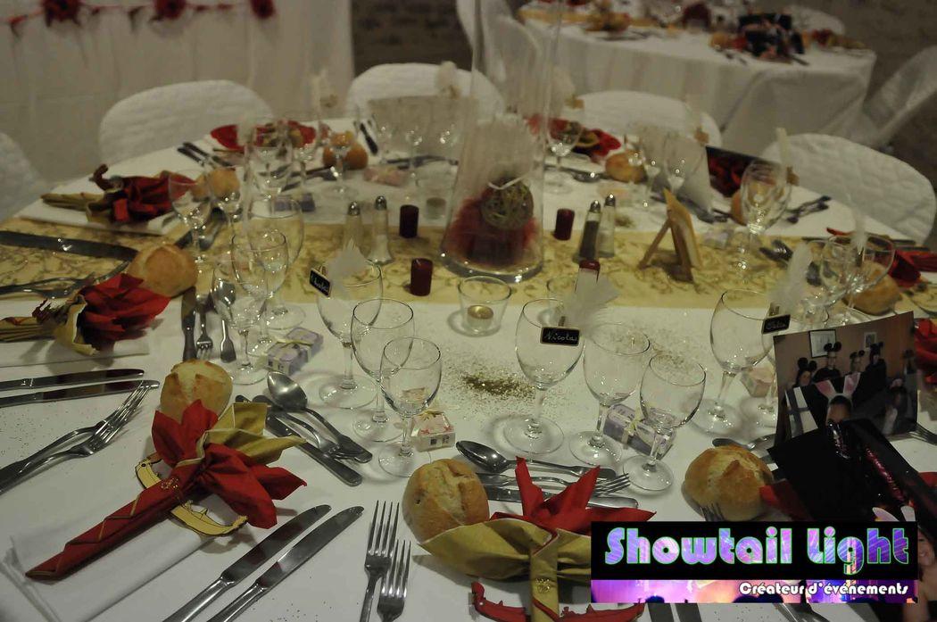 Décoration Table pour mariage