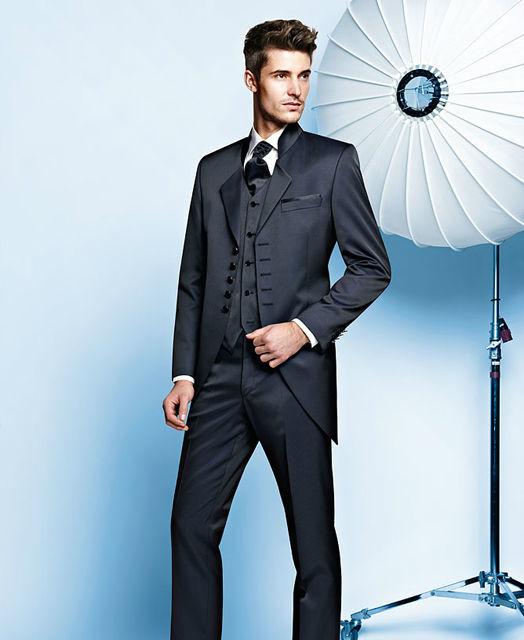Beispiel: Mode für den Bräutigam, Foto: Mentel exklusiv.