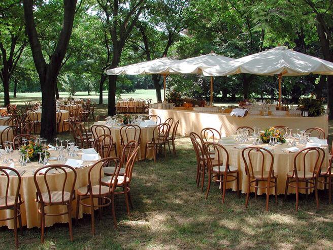 Il parco di Villa La Valera