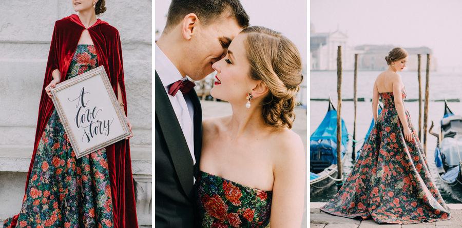 Verlobungsshooting Venedig, Italien