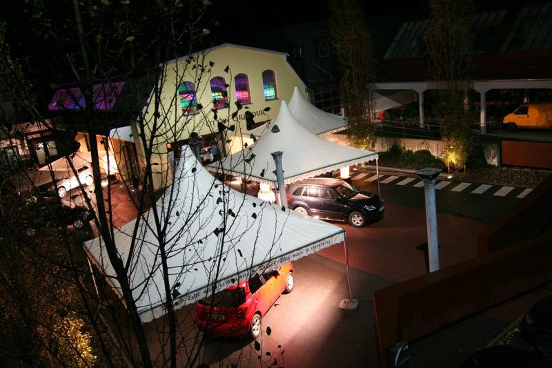 Beispiel: Otten Gravour bei Nacht, Foto: Otten Gravour.