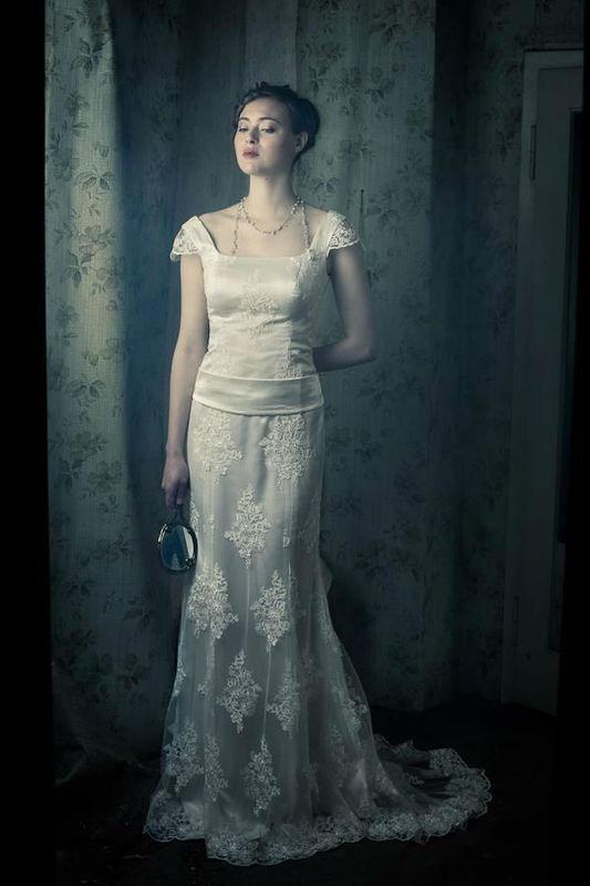 Modell Francesca, Foto: David Pinzer
