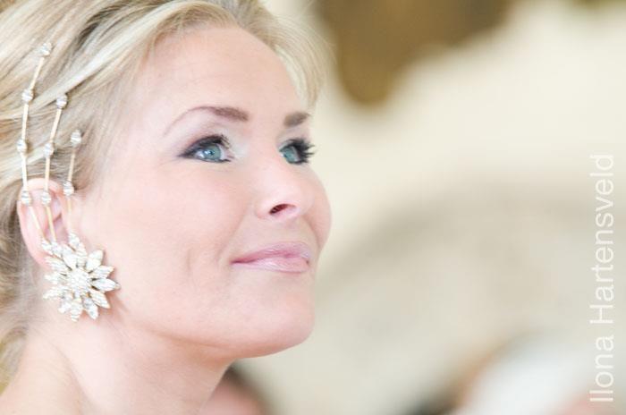 Bruidskapsel en Make-up door 1 bruidsstyliste
