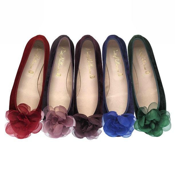 Pretty Ballerinas, calzado en Distrito Federal