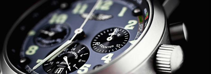 Beispiel: Uhren - von Elegant bis sportlich schick, Foto: Juwelier Reiher.