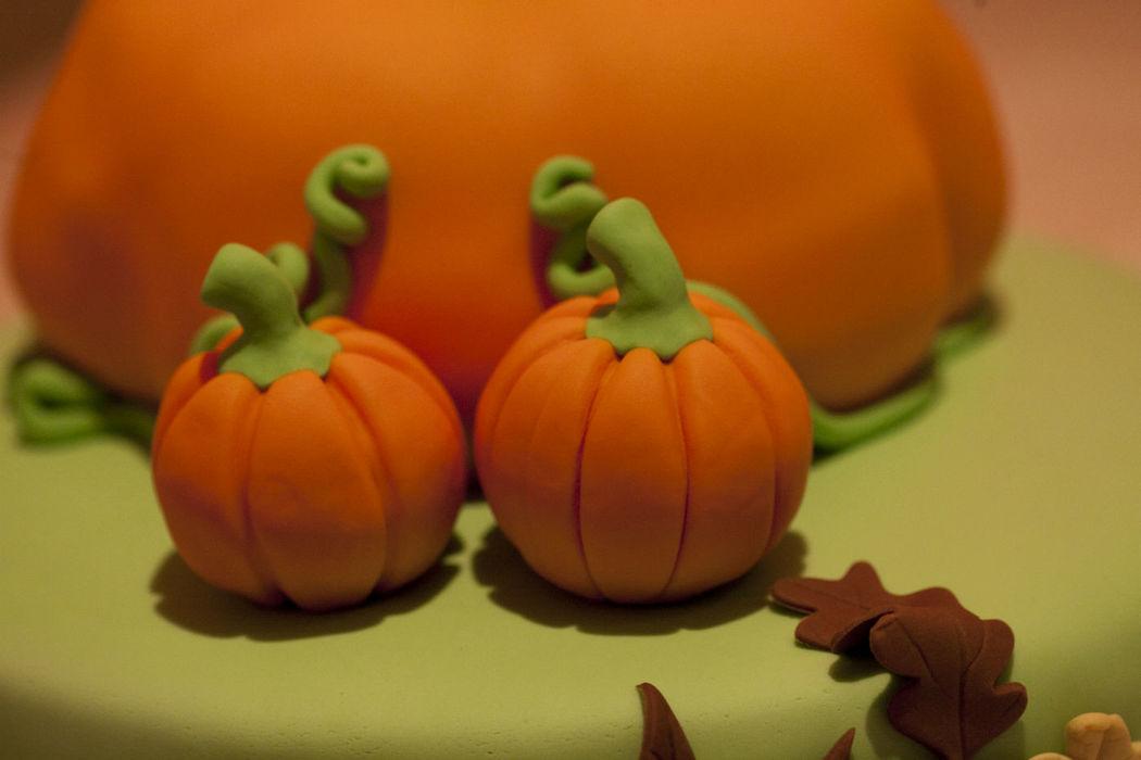 Matrimonio autunnale - Una torta speciale
