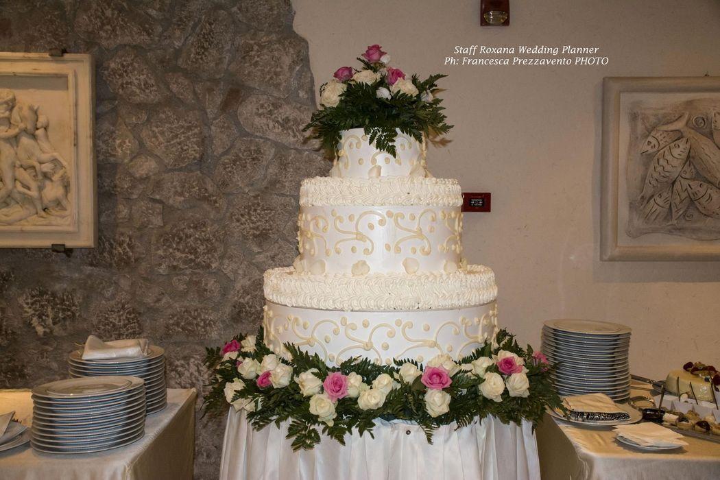 Torta Hotel Atlantis bay Taormina
