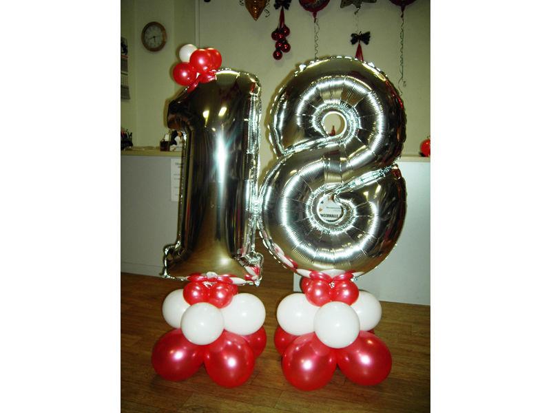 Beispiel: 18. Geburtstag, Foto: Dreamballoon.