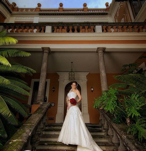 La Casa de los Abanicos, casa para bodas en Guadalajara.