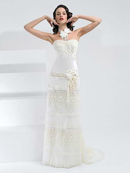 Beispiel: Brautkleider in allen Größen, Foto: Liluca St. Gallen.