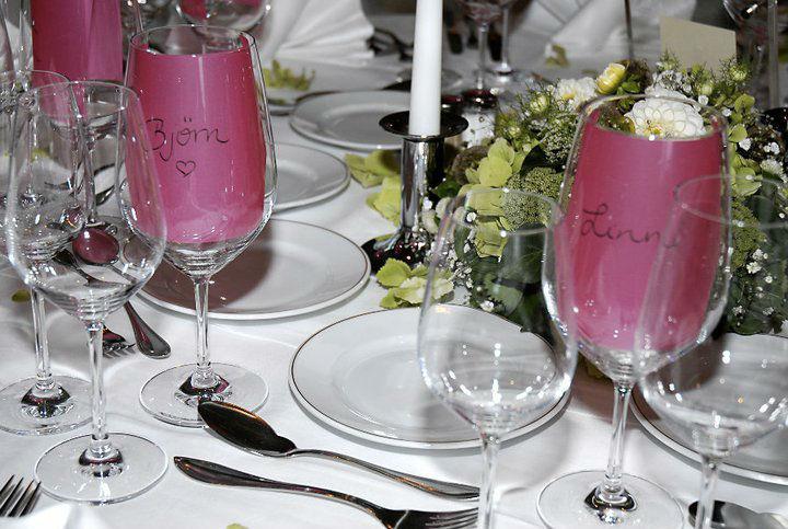 Beispiel: Trendige Dekoration und kreative Ideen, Foto: edel:weiss weddingdesign.