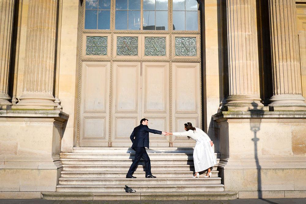 Wedding House - Louvre Paris