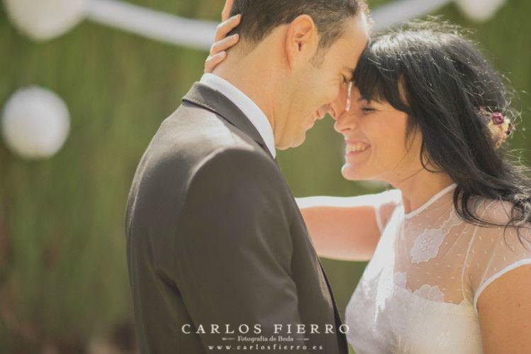 Carlos y Genoveva.
