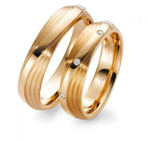 Beispiel: Das Ringpaar fürs Leben, Foto: Das Trauhaus.