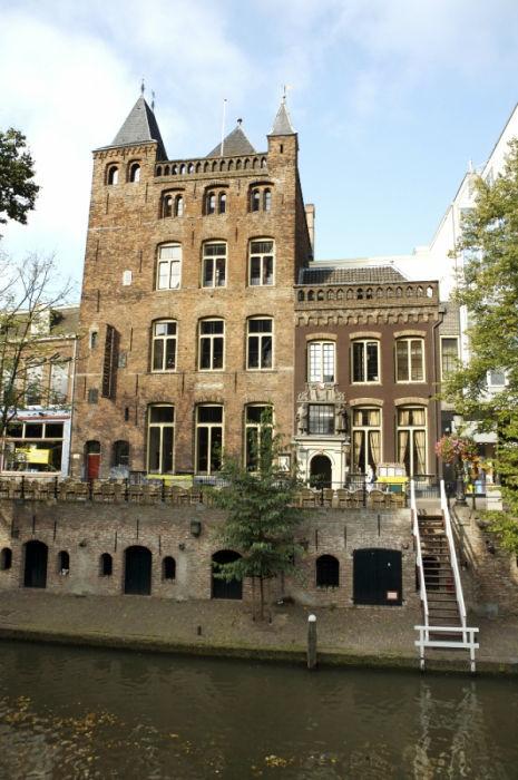 Stadskasteel Oudaen