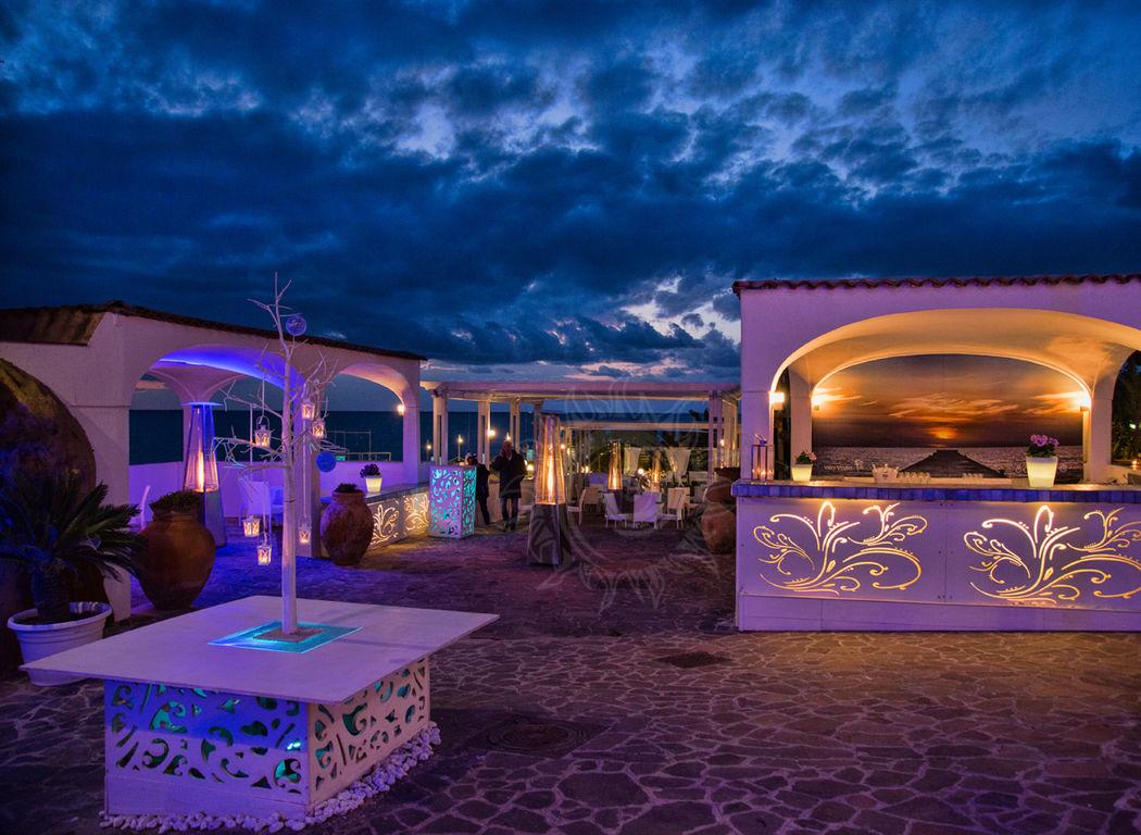 Villa Vazia Eventi - Terrazza sul mare