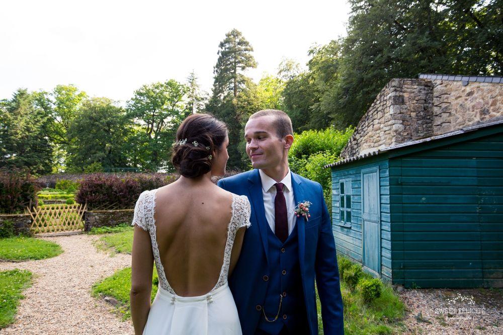 Sweet Félicité Photographie Le marié et la mariée/Bride and groom/Bretagne