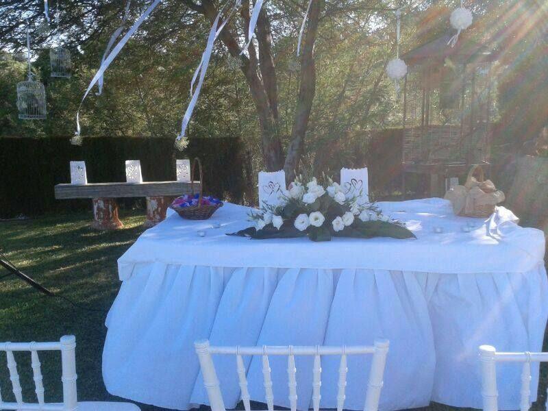 Ceremonia en Torre Palomar