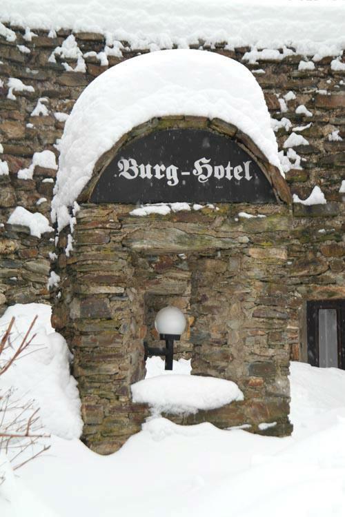 Beispiel: Burg Hotel Schild, Foto: Ritterburg Lockenhaus.