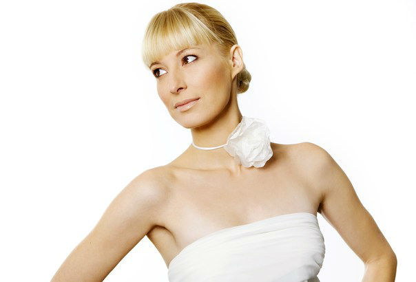 Beispiel: Styling für die moderne Braut, Foto: glam appeal style.