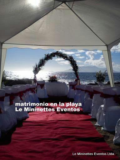 Hermosa vista para una tarde romantica en un Ceremonia Especial