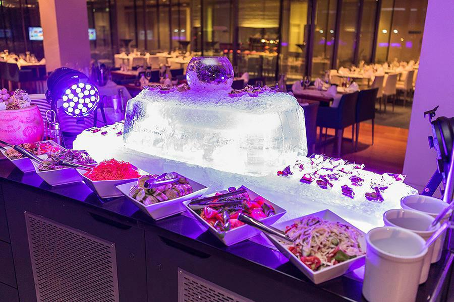 Beispiel: Buffet, Foto: Martinspark Hotel Dornbirn.