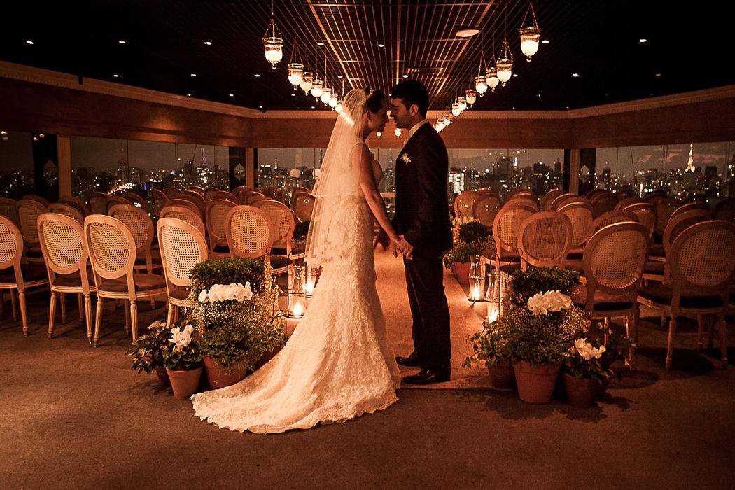 Casamento real - Sala Panorama