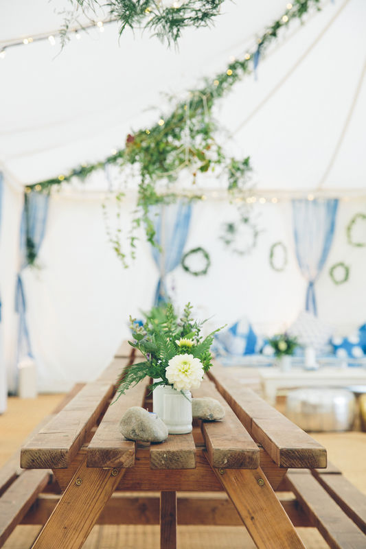 Photo by Gary Didsbury Event Design and Wedding Planning by Knot & Pop